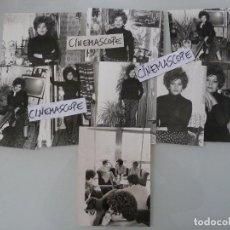 Cine: LILIAN DE CELIS INTERESANTE LOTE 9 FOTOS ORIGINALES ANTIGUAS AÑOS 70. Lote 112889787