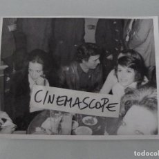 Cine: MASSIEL FRANCISCO RABAL INTERESANTE FOTO ORIGINAL ANTIGUA AÑOS 70. Lote 112890727