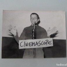 Cine: LOLA GAOS INTERESANTE FOTO ORIGINAL ANTIGUA AÑOS 70. Lote 112891339