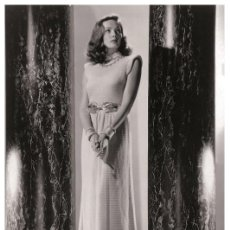 Cine: GENE TIERNEY - FILM STAR PIN UP PHOTO POSTCARD - 1-218 SWIFTSURE POSTCARD. Lote 113156051