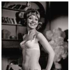 Cine: JACKI PIPER - FILM STAR PIN UP PHOTO POSTCARD - P686-1 SWIFTSURE POSTCARD. Lote 113162415