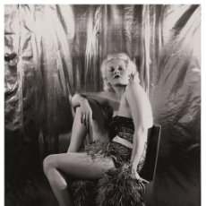 Cine: JEAN HARLOW - FILM STAR PIN UP PHOTO POSTCARD - P674-4 SWIFTSURE POSTCARD. Lote 113163299
