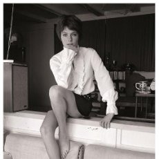 Cine: JACQUELINE BISSET - FILM STAR PIN UP PHOTO POSTCARD - P653-1 SWIFTSURE POSTCARD. Lote 113175355