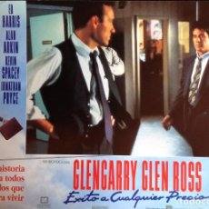 Cine: GLENGARRY GLEN ROSS FOTOCROMO ORIGINAL AL PACINO KEVIN SPACEY. Lote 113420535