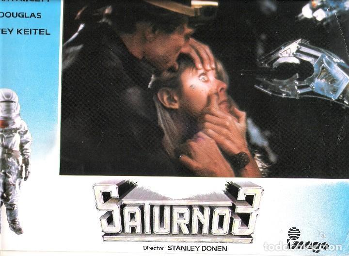 FOTOCROMO ORIGINAL (SATURNO 3) FARRAH FAWCETT (Cine - Fotos, Fotocromos y Postales de Películas)