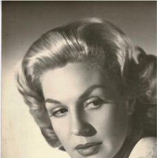 Cine: FOTOGRAFÍA ACTRIZ ARGENTINA RULLY MORENO C.1960 36 X 45 CM. Lote 116197231