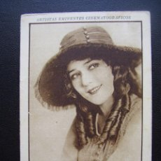Cine: MARY PICKFORD, CHOCOLATES JAIME BOIX. Lote 118618023