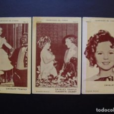 Cine: SHIRLEY TEMPLE. Lote 118618127