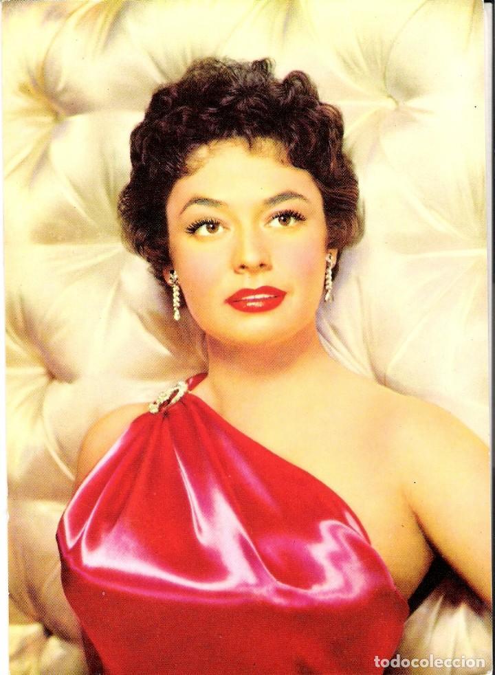 FOTO ORIGINAL A COLOR AÑOS 60 (RUTH ROMAN) (Cine - Fotos y Postales de Actores y Actrices)