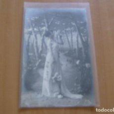 Cine: PILAR MIR - POSTAL CON FIRMA O AUTOGRAFO - BARCELONA AÑO 1906. Lote 121351387