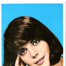 Cine: POSTAL ORIGINAL COLOR AÑOS 60 NATALIE WOOD. Lote 121731187