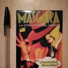 Cine: TARJETA ORIGINAL -10*15- LA MASCARA - JIM CARREY - ARCHIVO - CIENCIA FICCION. Lote 121678619