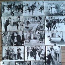Cine: MARY POPPINS. 16 FOTOS. JULIE ANDREWS, DICK VAN DYKE, DAVID TOMLINSON, GLYNIS JOHNS. WALT DISNEY. Lote 121720007