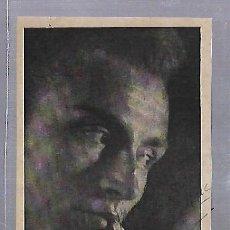 Cine: TARJETA DE ACTOR. TONY LEBLANC. 1950. CON FIRMA DEL ACTOR. Lote 122519687