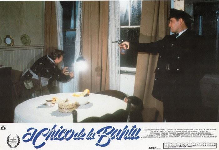 Cine: EL CHICO DE LA BAHÍA. CARTELERA, 11 FOTOCROMOS - Foto 4 - 122976195