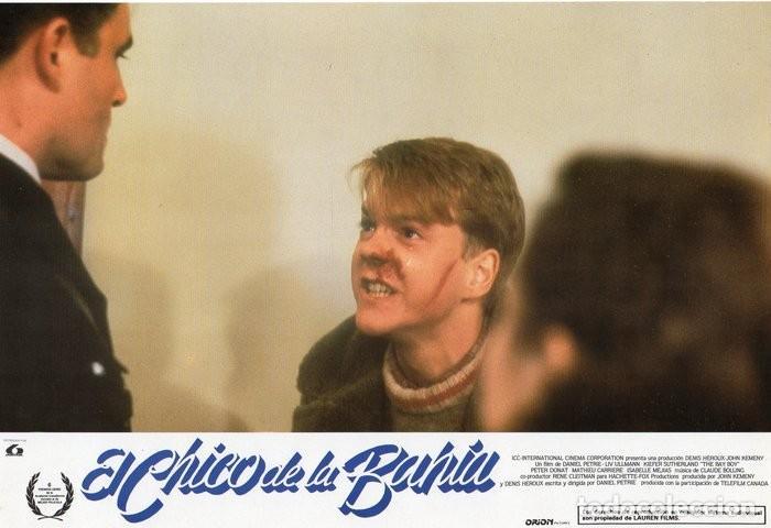 Cine: EL CHICO DE LA BAHÍA. CARTELERA, 11 FOTOCROMOS - Foto 6 - 122976195