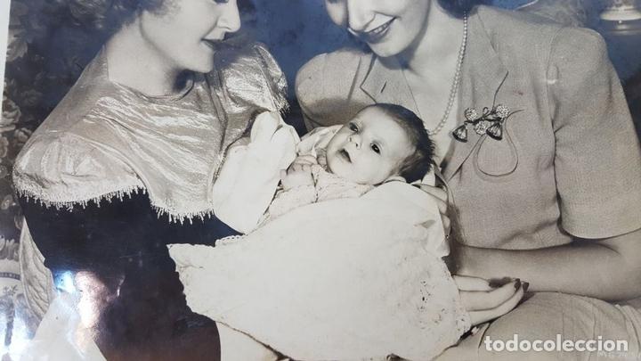 Cine: FOTOGRAFIA DE FAMILIA DE LA ACTRIZ NORTE AMERICANA BILLIE BURKE. CIRCA 1950. - Foto 3 - 148185806