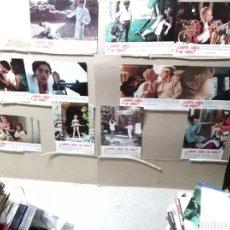 Cine: CUANTO COBRA UN ESPÍA JESUS FRANCO LINA ROMAY 11 FOTOCROMOS ORIGINALES B2 (926). Lote 124667358