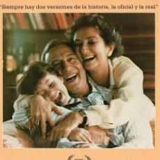 Cine: LA HISTORIA OFICIAL, CARTELERA 12 FOTOCROMOS.. Lote 124887199