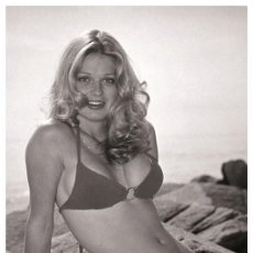 Cine: SEXY JEAN MANSON ACTRESS PIN UP PHOTO POSTCARD - PUBLISHER RWP 2003 (02). Lote 125240587