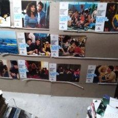 Cine: EL ULTIMO AMERICANO VIRGEN 11 FOTOCROMOS ORIGINALES B2 (943). Lote 125064630
