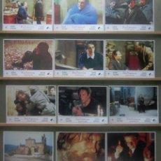 Cine: YR73 PURA FORMALIDAD ROMAN POLANSKI GERARD DEPARDIEU SET COMPLETO 12 FOTOCROMOS ORIGINAL ESTRENO. Lote 125071003