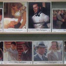 Cine: YR83 BILLY BATHGATE DUSTIN HOFFMAN NICOLE KIDMAN WILLIS SET COMPLETO 8 FOTOCROMOS ORIGINAL FRANCES. Lote 125088203