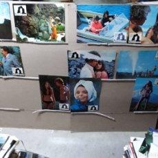 Cine: TIMANFAYA JOSÉ ANTONIO DE LA LOMA PATTY SHEPPARD 10 FOTOCROMOS ORIGINALES B2 (951). Lote 125332344