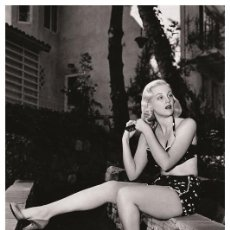 Cine: SEXY JAN STERLING ACTRESS PIN UP PHOTO POSTCARD - PUBLISHER RWP 2003 (10). Lote 125513935