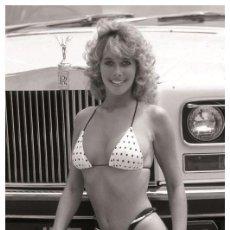 Cine: SEXY JANE WARNER ACTRESS PIN UP PHOTO POSTCARD - PUBLISHER RWP 2003 (01). Lote 125514151