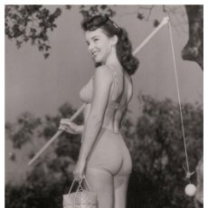 Cine: SEXY JANET WALDO ACTRESS PIN UP PHOTO POSTCARD - PUBLISHER RWP 2003 (01). Lote 125514371
