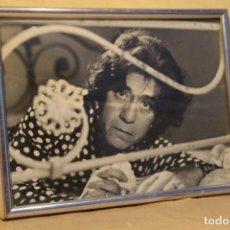 Cine: FOTO ORIGINAL DE J.LUIS LOPEZ VAZQUEZ EN MI QUERIDA SEÑORITA, HECHA DURANTE EL RODAJE. Lote 125753699