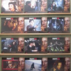 Cine: YS79 CHARLOTTE GRAY CATE BLANCHETT BILLY CUDRUP SET COMPLETO 12 FOTOCROMOS ORIGINAL ESTRENO. Lote 125831811