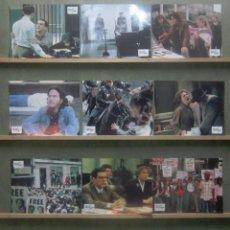Cine: YS84 DANIEL SIDNEY LUMET TIMOTHY HUTTON SET COMPLETO 12 FOTOCROMOS ORIGINAL FRANCES. Lote 125842443