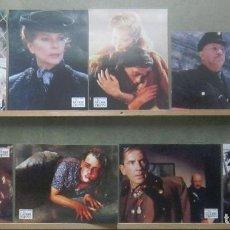 Cine: YS97 HEROES INOCENTES MARUSCHKA DETMERS ELLEN BURSTYN SET COMPLETO 8 FOTOCROMOS ORIGINAL FRANCES. Lote 125845755