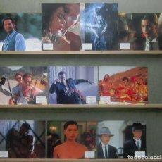 Cine: YS98 ORQUIDEA SALVAJE MICKEY ROURKE JACQUELINE BISSET SET COMPLETO 10 FOTOCROMOS ORIGINAL FRANCES. Lote 125845867