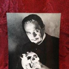 Cinema: FOTO-PROMO.PROMOCIONAL B/N---.24 X 18-ABBOTT Y COSTELLO CONTRA EL DR. JEKYLL Y MR. HYDE 1953-TERROR-. Lote 126396011