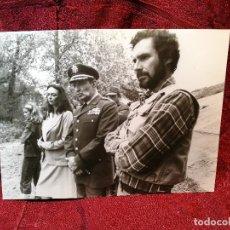 Cine: FOTO-PROMO.PROMOCIONAL B/N---.24 X 18--PIRAÑA 1978--TERROR-. Lote 126398211