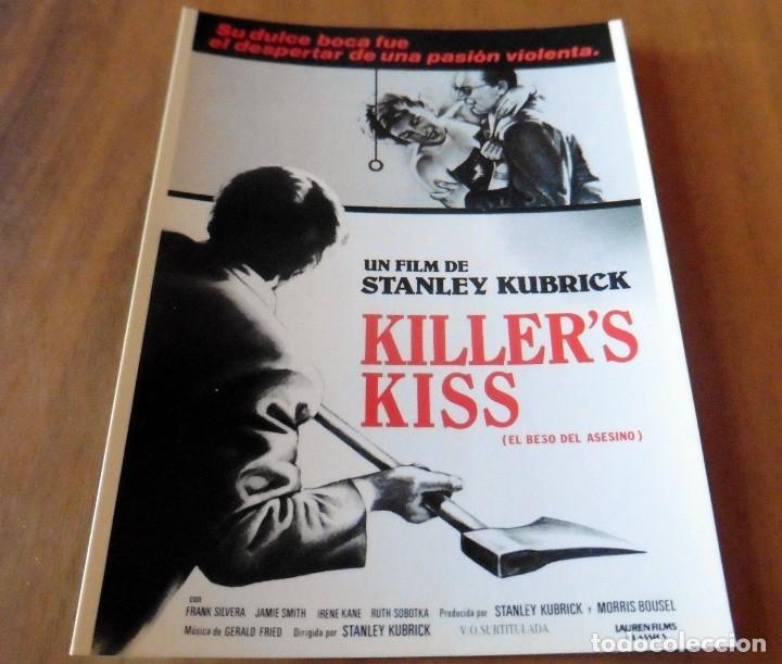 TARJETA DE PELÍCULAS - KILLER'S KISS - YO AMO EL CINE (Cine - Fotos, Fotocromos y Postales de Películas)