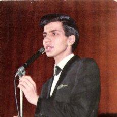 Cine: FOTO ORIGINAL A COLOR AÑOS 60 (FRANK SINASTRA JR). Lote 127664359