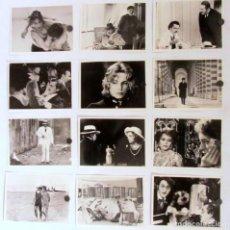 Cine: MUERTE EN VENECIA, LUCHINO VISCONTI. LOTE DE 11 FOTOGRAFÍAS ORIGINALES EN B/N. . Lote 128590355