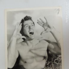 Cine: TARZAN Y EL SAFARI PERDIDO - FOTO ORIGINAL B/N - GORDON SCOTT AND THE LOST SAFARI. Lote 130034543