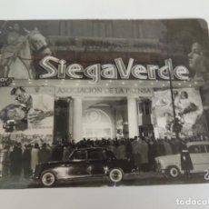 Cine: FOTO ORIGINAL B/N FACHADA CINE PALACIO DE LA PRENSA MADRID 1961 PELICULA SIEGA VERDE. Lote 131030600
