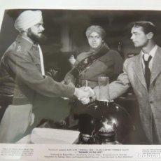 Cine: ALAN LADD - FOTO ORIGINAL B/N USA - TEMPESTAD EN ORIENTE THUNDER IN THE EAST INDEPENDENCIA INDIA. Lote 131032216