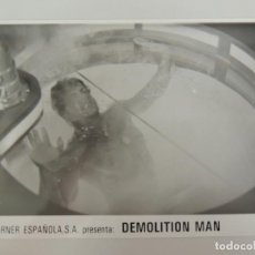 Cine: DEMOLITION MAN - SYLVESTER STALLONE - FOTO B/N . Lote 131159320