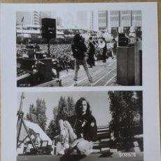 Cinema: U2 RATTLE AND HUM. Lote 132311690