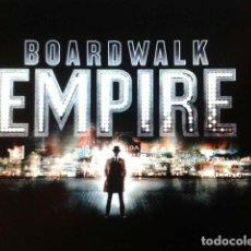 Cine: BOARDWALK EMPIRE - SET POSTALES PROMOCIONALES LA FOTO DEL ANUNCIO ES ORIENTATIVA. Lote 132370622