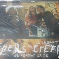 Cinéma: FOTOCROMOS ORIGINALES - JEEPERS CREEPERS 1. Lote 132613438
