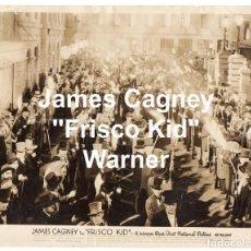 Cine: FRISCO KID. 1935. WARNER. RODAJE HOLLYWOOD. JAMES CAGNEY.. Lote 132705694