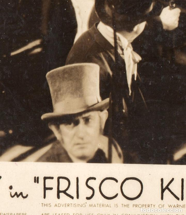Cine: FRISCO KID. 1935. WARNER. RODAJE HOLLYWOOD. JAMES CAGNEY. - Foto 2 - 132705694
